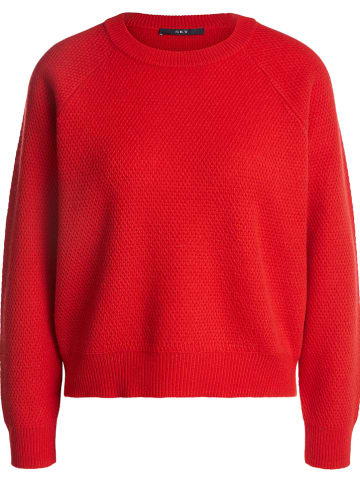 Set Pullover in Rot