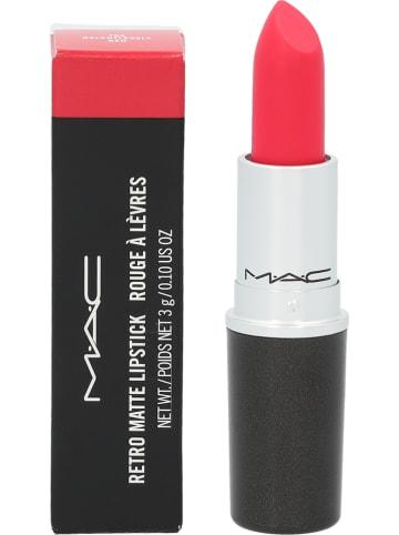 "MAC Lippenstift ""Matte Lipstick - Relentlessly Red"" in Rot, 3 g"