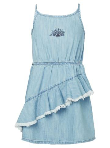 Noppies Sukienka w kolorze błękitnym