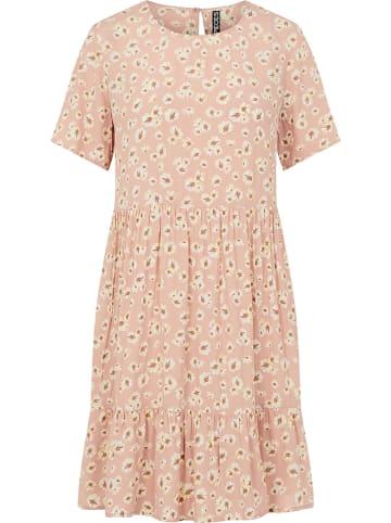 """Pieces Sukienka """"Pcmiller"""" w kolorze jasnoróżowym"""