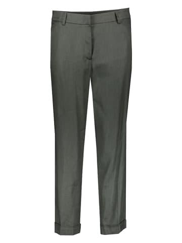 Gerry Weber Spodnie w kolorze szarozielonym