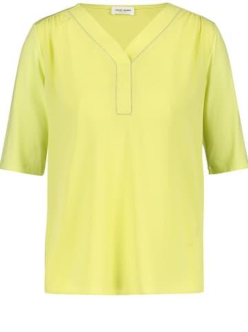 Gerry Weber Koszulka w kolorze żółtym