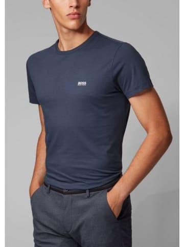 Hugo Boss Koszulka w kolorze granatowym