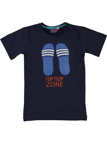 "Tom-Du Shirt ""Orlando"" donkerblauw"