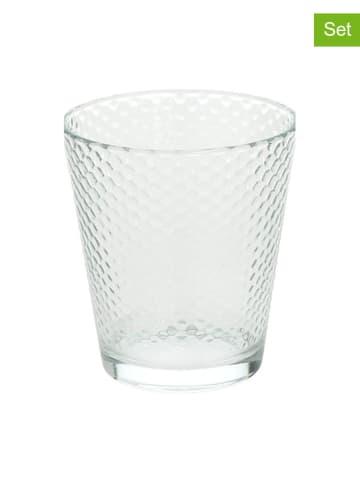 Tognana 6-delige set: glazen transparant - 340 ml