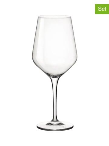 Tognana 6-delige set: glazen transparant - 440 ml