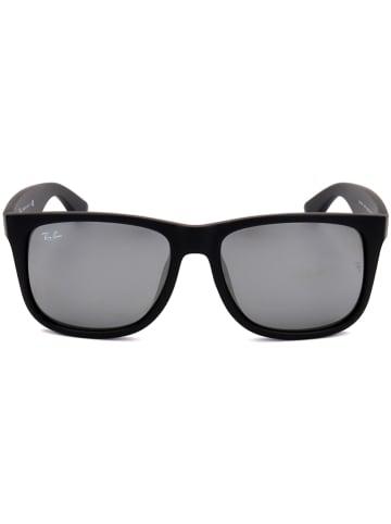 Ray Ban Herenzonnebril zwart/grijs