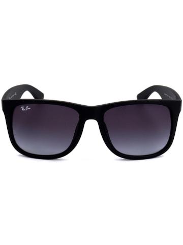 Ray Ban Herenzonnebril zwart/paars
