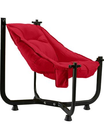 Comfy Garden Fotel wiszący w kolorze czerwonym - 32 x 87 x 84 cm
