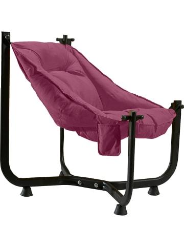 Comfy Garden Fotel wiszący w kolorze fioletowym - 32 x 87 x 84 cm