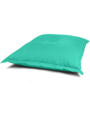 Comfy Garden Outdoorzitkussen turquoise - (L)100 x (B)100 cm