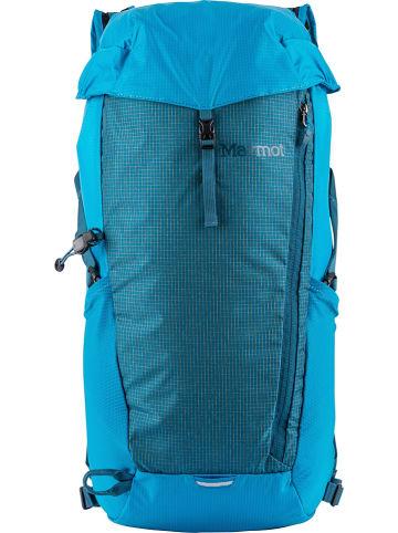 """Marmot Plecak turystyczny """"Kompressor Plus"""" w kolorze niebieskim - 26,6 x 52 x 19 cm"""