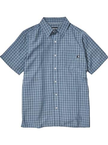 """Marmot Koszula funkcyjna """"Eldridge"""" w kolorze niebieskim"""