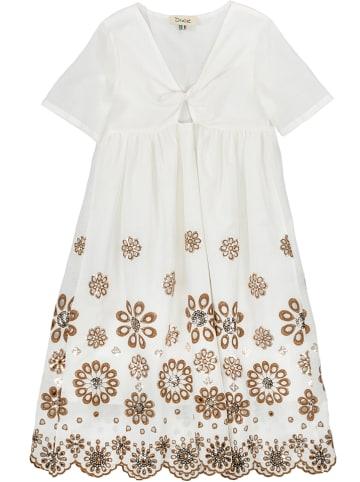 Dixie Sukienka w kolorze białym