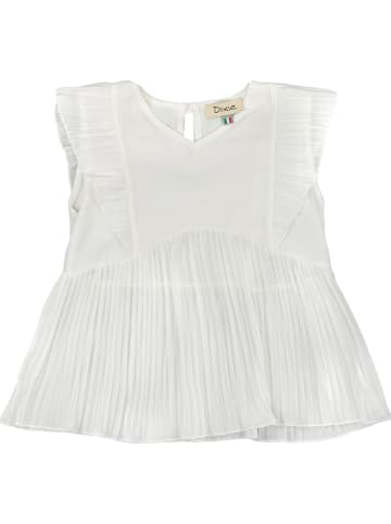 Dixie Bluse in Weiß