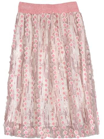 Please Spódnica w kolorze jasnoróżowym