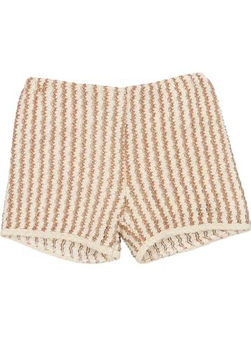 Dixie Shorts in Hellbraun