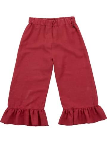 Dixie Kuloty w kolorze czerwonym