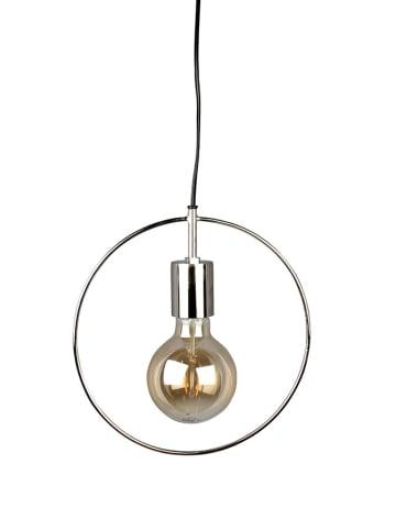 Eightmood Hanglamp zilverkleurig - (B)25 cm