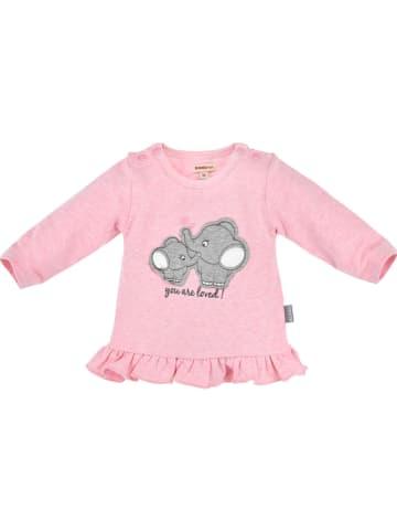 """Bondi Koszulka """"Elefanten"""" w kolorze jasnoróżowym"""