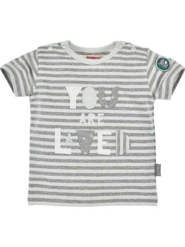 "Bondi Shirt ""You are loved"" grijs"