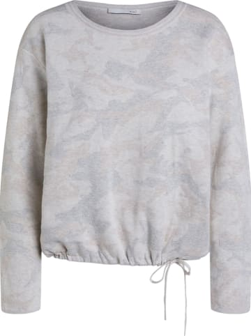 Oui Pullover in Creme