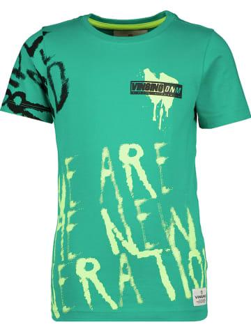 """Vingino Shirt """"Hexup"""" groen"""