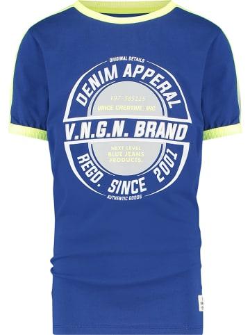 """Vingino Shirt """"Hampion"""" blauw"""