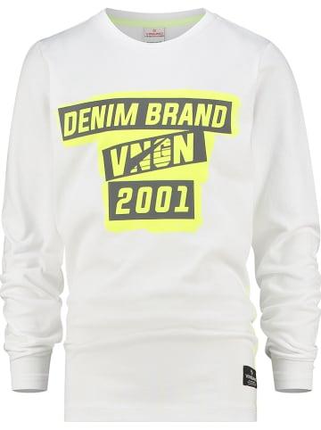 "Vingino Sweatshirt ""Hective"" wit"