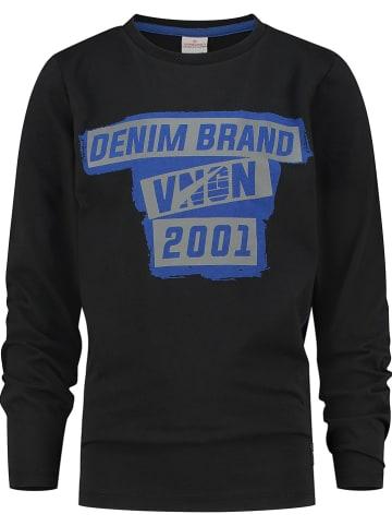 """Vingino Sweatshirt """"Hective"""" zwart"""