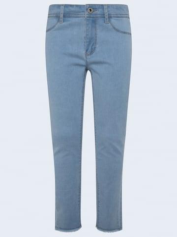 """Pepe Jeans Jegginsy """"Madison"""" w kolorze błękitnym"""