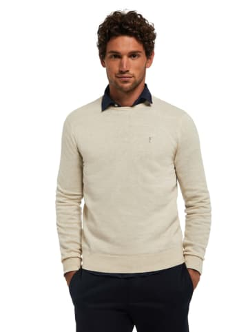 Polo Club Sweter w kolorze kremowym
