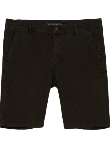 Polo Club Szorty w kolorze czarnym