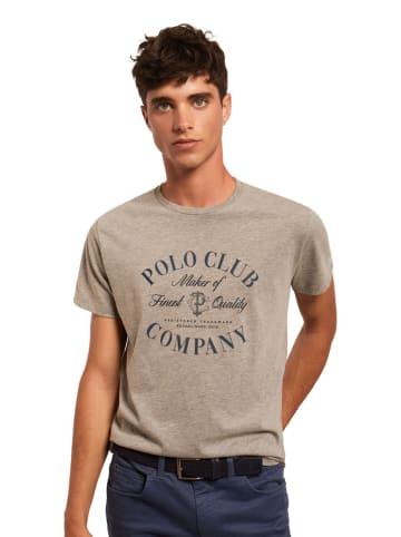 Polo Club Koszulka w kolorze szarym