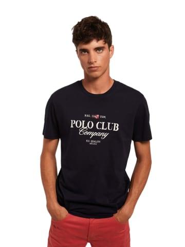 Polo Club Koszulka w kolorze granatowym