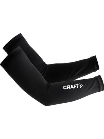 """Craft Rękawy """"Arm Warmer Light"""" w kolorze czarnym"""
