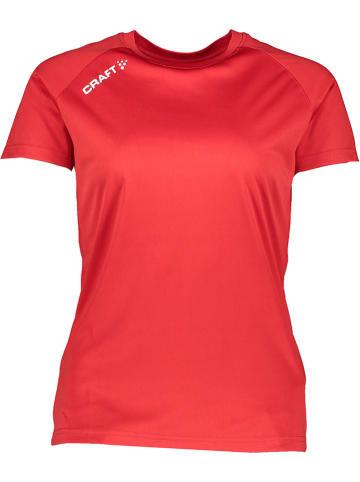 """Craft Koszulka sportowa """"Event"""" w kolorze czerwonym"""