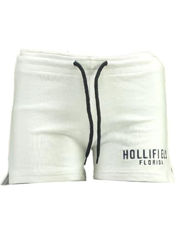 """Hollifield Shorts """"Muncie"""" in Weiß"""