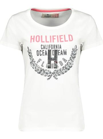 """Hollifield Shirt """"Jantasia"""" in Weiß"""