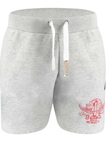 "Hollifield Shorts ""Philman"" in Hellgrau"
