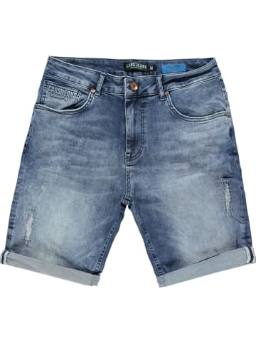"Cars Jeansshorts ""Trevor"" - Regular fit - in Blau"