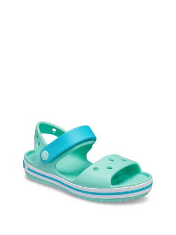 Crocs Sandalen turquoise