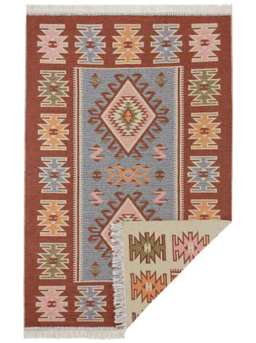 """Hanse Home Omkeerbaar tapijt """"Yamuna"""" roestbruin"""