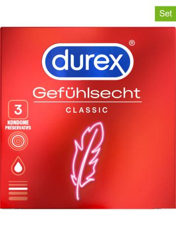"Durex 3er-Set: Kondome ""Gefühlsecht Classic"""