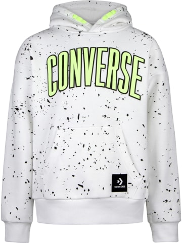 Converse Hoodie wit