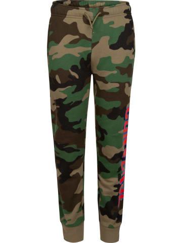 Converse Spodnie dresowe w kolorze khaki