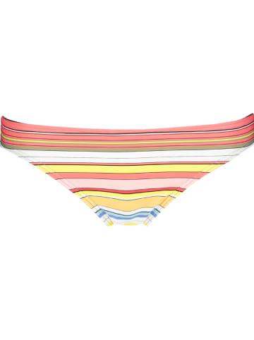 """Vince Camuto Figi-bikini """"Cabana Stripes"""" ze wzorem"""