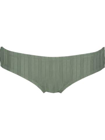 "Vince Camuto Figi-bikini ""Ripple Effect"" w kolorze khaki"