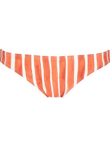 """Vince Camuto Figi-bikini """"Hammock Stripe"""" w kolorze pomarańczowym"""