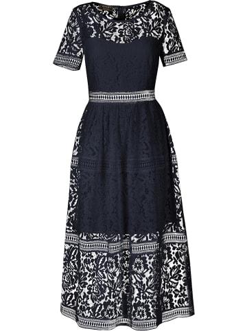 APART Sukienka w kolorze granatowym